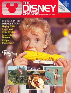 Disney Channel Magazine Cover - Sitcoms Online Photo Galleries