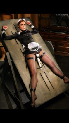 R Bondage Maid For Pleasure