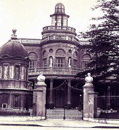 El Palacio Miro de Viamonte y Libertad. Buenos Aires