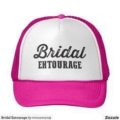 Bridal Entourage Trucker Hat