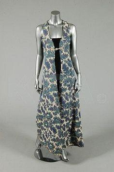 Coat Biba, 1970s Kerry Taylor Auctions