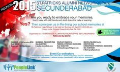 PeopleLink Corporate Solutions Pvt Ltd do participate event at St. Patrick's High School as their Reunion Ceremony Nostalgia 2015 on 4th January 2015.