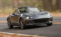 The 2016 #Mazda MX-5 Miata inspires drivers everywhere to get out there and go! Where would you take this sporty ride? #ZoomZoom http://www.caranddriver.com/reviews/2016-mazda-mx-5-miata-automatic-review