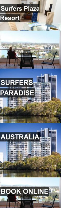 Hotel Surfers Plaza Resort in Surfers Paradise, Australia. For more information, photos, reviews and best prices please follow the link. #Australia #SurfersParadise #SurfersPlazaResort #hotel #travel #vacation