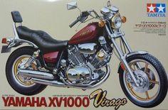 Tamiya 14044 1 12 Scale Model Motorcycle Kit Yamaha Virago XV1000 | eBay