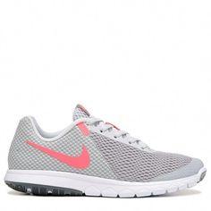 3d9f6160fbd9 Nike Women s Flex Experience RN 6 Running Shoes (Grey Punch Platinum)   runningshoes
