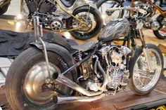 Knucklehead | Bobber Inspiration - Bobbers and Custom Motorcycles | sscycle December 2014
