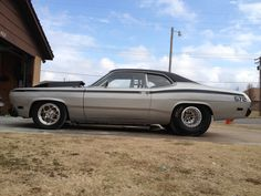 Two Turbo Duster