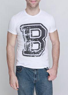 """Blacklabel """"Dickes B"""" T-Shirt von ADDICTED2Berlin auf Etsy"""