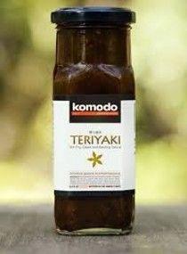 Free Komodo Teriyaki Sauce Sample - Daily Deals Catalog