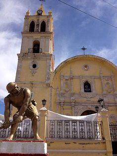 Iglesia de Zacualpan, Edomex