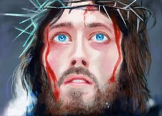 Drawing: JESUS  OF  NAZARETH