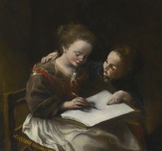 guidobono, domenico the drawing les | children | sotheby's n09515lot8ft7ven