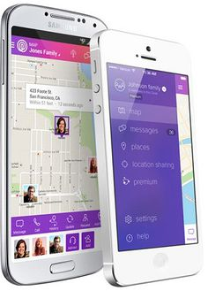 Sign up cell phone tracking