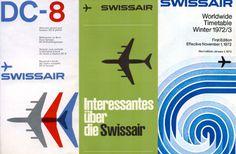 Swissair 1970s