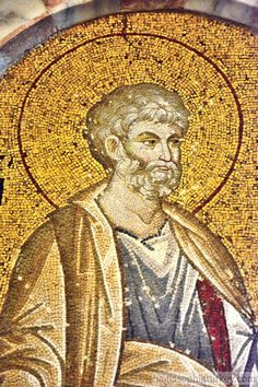 Chora Museum consists of five main parts: the annexes, the parakklesion, the inner & outer narthexes and the naos. Inner narthex house most of the. Christ Pantocrator, Paul The Apostle, Byzantine Art, Hagia Sophia, Roman Art, Mosaic Art, Fashion History, Fresco, Turkey