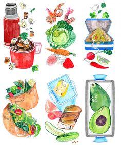 Food ~ Hennie Haworth