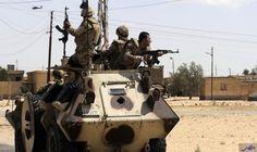 سيناء مقتل 9 إرهابيين في اشتباكات مع…: أعلن مصدر أمني،الثلاثاء، مقتل 9 مسلحين خلال اشتباكات مع قوات الأمن المصرية بمنطقة الدهيشة جنوب…