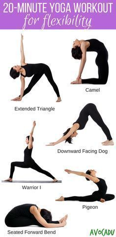 Looking for a beginner yoga workout for flexibility? These yoga poses will help you improve flexibility, relieve aches and pains, and so much more! Iyengar Yoga, Bikram Yoga, Vinyasa Yoga, Ashtanga Yoga, Yin Yoga, Kundalini Yoga, Yoga Beginners, Workout For Beginners, Belly Dancing For Beginners