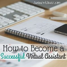 Ever thought of being a virtual assistant? How to become a virtual assistant, find clients, and make money assisting others!