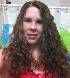 haircut using dry devacurl cut and products-cut off many inches of dry damaged curly hair; check out this blog post to see the before and after results!