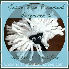 Ram Jesse Tree Ornaments | Harrington Harmonies