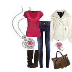 """Be Mine"" by jewelpop on Polyvore"