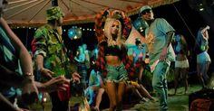 """Pia Mia lançou o videoclipe do seu single """"Do It Again"""" com a participação de Chris Brown e Tyga"""
