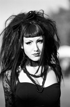goth @ wgt 2012 by narkevich_andrey, via Flickr