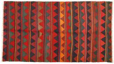 Kilim Fars rug 138x255