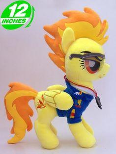 My Little Pony Spitfire Plush Doll POPL6032