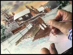 Snow Scenes from the dvd by Terry Harrison