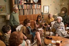 Woody Allen, Joy Behar, Sondra James, and Elaine May in Crisis in Six Scenes Amazon Tv Shows, Amazon Tv Series, Amazon Video, Woody Allen, Miley Cyrus, Joy Behar, Cast Images, Film Blade Runner, First Tv