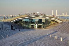 요코하마 오산바시 국제 여객 터미널