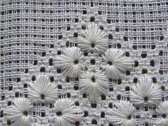 the privacy rules of this site Hardanger Embroidery, Embroidery Stitches, Drawn Thread, Cross Stitch Rose, Embroidery Fashion, Needle Lace, Ribbon Work, Plastic Canvas Patterns, Needlework