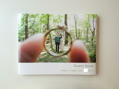 エンゲージメントフォトでゲストブック作り♡ |Wedding Keepsake + Marriage ♡ 花嫁りすの海外風ウェディングの作り方