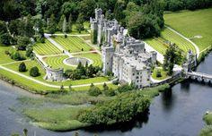 Ashford Castle Hotel, County Mayo, Ireland (Courtesy of Ashford Castle Hotel)