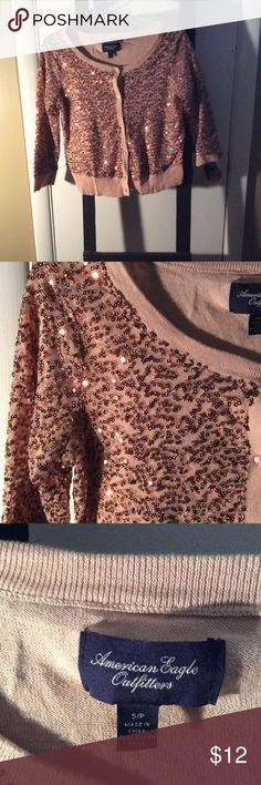 Spotted while shopping on Poshmark: American Eagle Adorable cardigan! #poshmark #fashion #shopping #style #American Eagle Outfitters #Sweaters