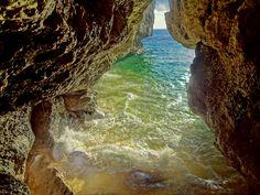 Cave Under Xtabi in Negril, Jamaica