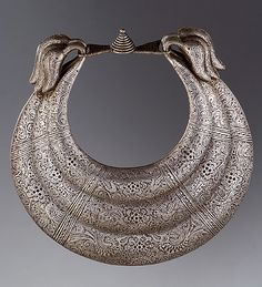 Antique Chinese minority tribal Miao Silver. WJ Museum~