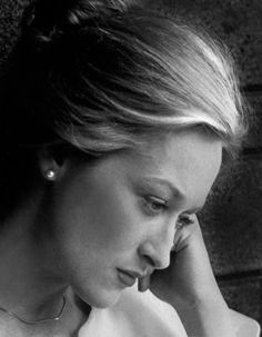 Meryl Streep  #ShaBoomProducts #BeautiesinBlackandWhite http://www.shaboomproducts.com