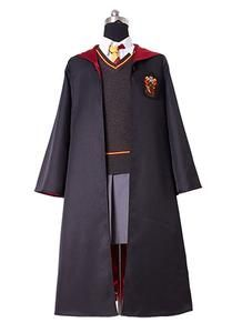 Harry Potter Hermione Granger Cosplay Kostüm Dress Uniform Mädchen Fasching */_*