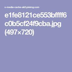 e1fe8121ce553bffff6c0b5cf24f9cba.jpg (497×720)