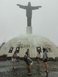 dahiana tavarez images | Foto de Teleferico, Puerto Plata: El Cristo bajo la…