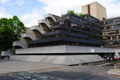 Bloomsbury London   Institute of Education   #Brutalism - Check out 10 Reasons Why #Bloomsbury London is the Coolest Place In #London - See more at: http://www.senatehouseevents.co.uk/blog/10-reasons-why-bloomsbury-london-coolest-place-london