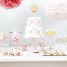 #Peggy #Porschen #Dessert #Table