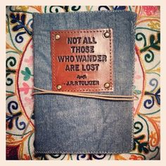 "Tolkien #WANDERLUST ~ ""Not all those who wander are lost."""