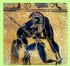 Aias carrying the body of Akhilleus Classical Mythology, Greek Mythology, Greek Drawing, Andrew Wyeth Art, Greek Paintings, Ancient World History, Ancient Greek, Darth Vader, Drawings