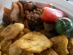 Fresh Griot with Bannan peze | #HaitianFood | Fried Pork & Plantain