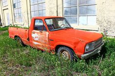 Old 1978 Ford Courier | by UmbralX